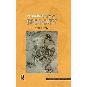 Filosofia della Biologia Filosofia Scienza