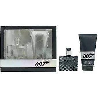 James Bond 007 Presentset 50ml Eau De Toilette + 150ml Duschgel