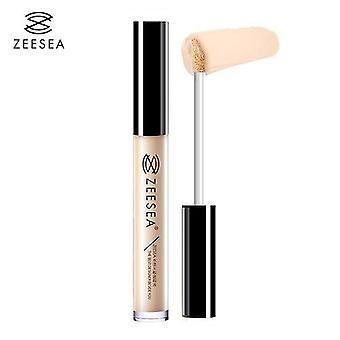 Full Coverage Makeup Liquid Cosmetic Pores Dark Circles Brighten Liquid Concealer|Concealer(Lvory)