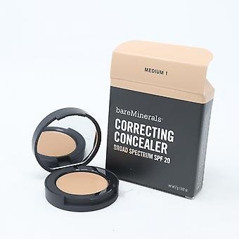 Bareminerals Correcting Concealer Spf 20  0.07oz/2g New With Box