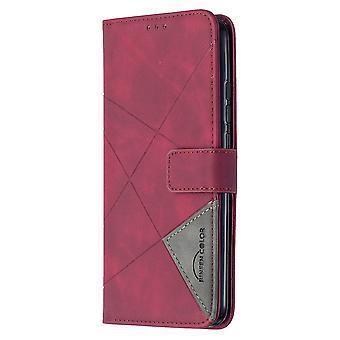 Premium Leather Cover For Xiaomi Redmi 9a