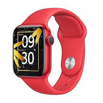 الذكية ووتش T55 + بلوتوث دعوة Ip67 للماء كامل شاشة تعمل باللمس معدل ضربات القلب ضغط الدم الذكية ووتش