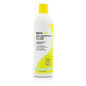 Devacurl One Condition Delight (weightless Waves Conditioner - For Wavy Hair) - 355ml/12oz