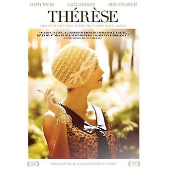 Therese [DVD] USA import