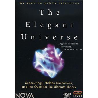 Nova - Nova: Elegant Universe [DVD] USA import