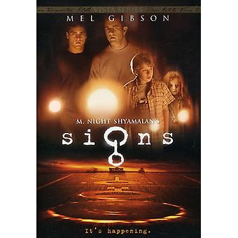 Signs [DVD] USA import