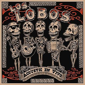 Los Lobos - Acoustic En Vivo [CD] USA import