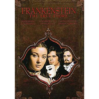 Frankenstein-ware verhaal [DVD] USA import