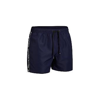 Bjorn Borg Iconic Logo Tape Swim Shorts, Navy