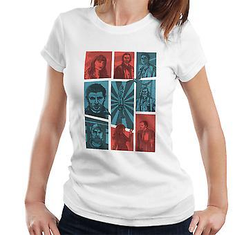 Hunter Games Supernatural Sam And Dean Winchester Gta Women's T-Shirt