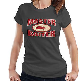 Camiseta Master Baiter pesca Pun mujer