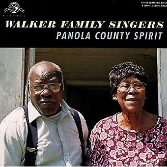 Walker Family Singers - Panola County Spirit [CD] USA import