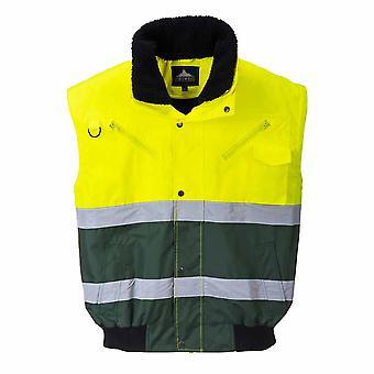Portwest - X sécurité Hi-Vis Workwear blouson