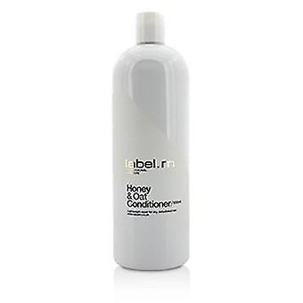 Label.m Honey & Oat Conditioner (lightweight Repair For Dry Dehydrated Hair) - 1000ml/33.8oz