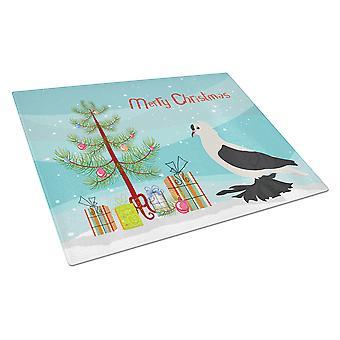 Saxon keiju Swallow Pigeon joulu lasinen leikkuulauta suuri