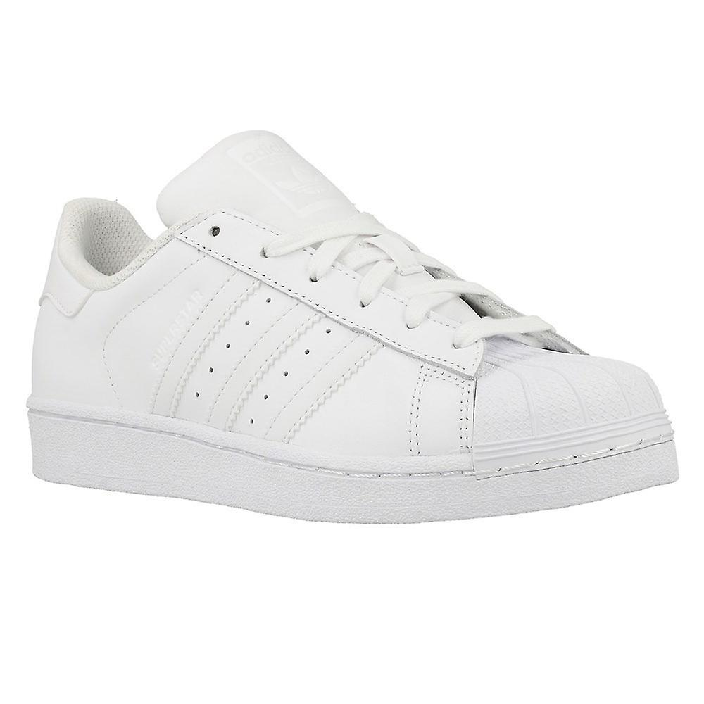 pretty nice 992ef 45310 Adidas Superstar Foundation J B23641 universal all year kids shoes