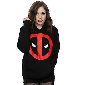 Marvel vrouwen Deadpool schone Logo Hoodie