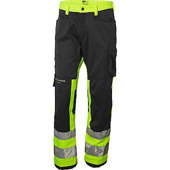 Helly Hansen Mens Alna Durable Comfortable Hi-Vis Workwear Trousers