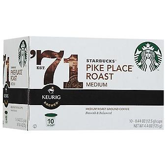 Starbucks Pike Place Roast Medium Keurig K-Cups