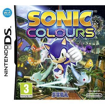 Sonic Colours (Nintendo DS) - Nouveau