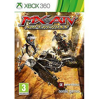 MX vs ATV Supercross (Xbox 360) - Neu
