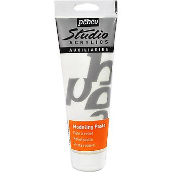 Pebeo Studio Acrylics Modelling Paste 250ml