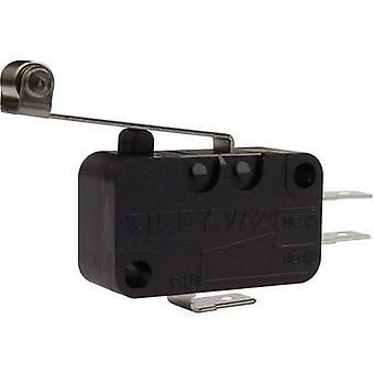 Zippy mikroprzełącznik VA2 - 16S1 - 06D 0-Z 250 V AC 16 a bezpiecznik zwłoczny 1 x On/(On) chwilowe 1 szt.