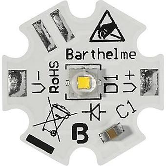 Barthelme teho LED kylmä valkoinen ETY: A + (A ++ - E) 6 W 560 lm 130 ° 1800 mA 61003534