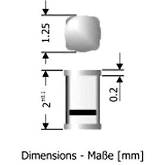 Diotec ثنائي سريع MCL4148 SOD 80C 75 V 150 mA الشريط قطع