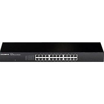 EDIMAX ES-1024 19 prepínač 24 portov 100 Mbps