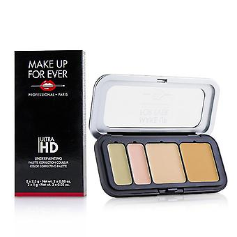 Make Up For Ever Ultra Hd Underpainting Color Correcting Palette - # 25 Light - 6.6g/0.23oz