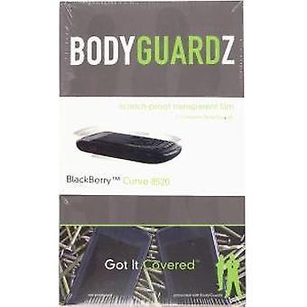 BodyGuardz протектор экрана для Blackberry 8520, 8530, 9330 (тела & экран)