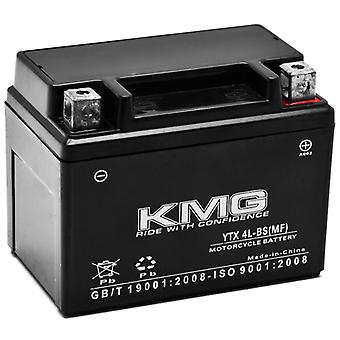 Battery for Bombardier Can-Am 90 DS90 DS90F Quest 2002-2012 YTX4L-BS Sealed Maintenance Free Battery High Performance 12V SMF OEM Replacement Powersport Motorcycle ATV Scooter Snowmobile
