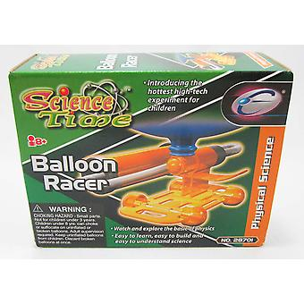 Science du temps - ballon Racer