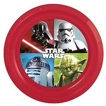 Assiette de Star Wars