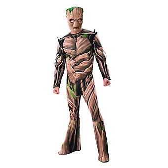Teenager infinito Groot Deluxe MARVEL era costume adulto unisex Carnevale GOTG