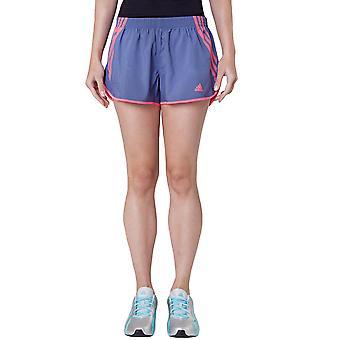 adidas Performance Womens Adizero Split Climacool Running Fitness Sports Shorts