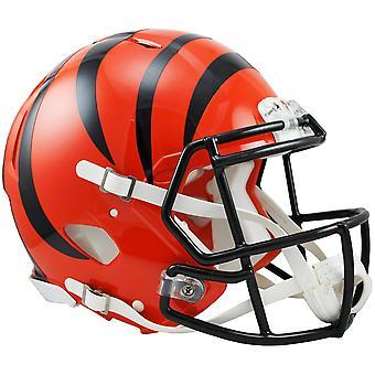 Casco original de la revolución de Riddell - NFL Cincinnati Bengals