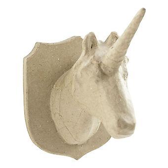 Decopatch Unicorn Trophy Head