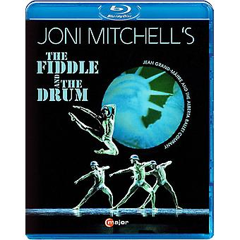 Various Artist - Fiddle & the Drum [Blu-ray] USA import