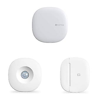 Samsung SmartThings hub 2018 met bewegings-en multifunctionele sensoren