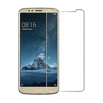 Motorola Moto E5 Plus gehärtetem Glas Bildschirmschutz Einzelhandel