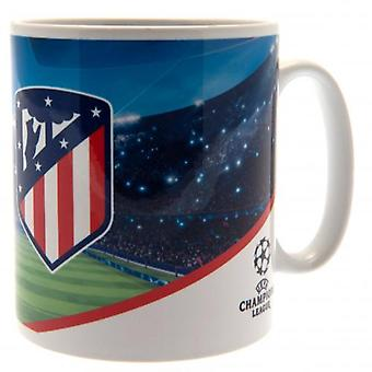 Atletico Madrid Champions League Mug