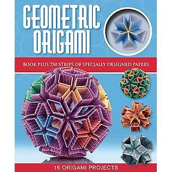 Geometriska Origami av Faye E Goldman - 9781607109761 bok