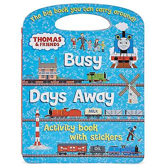 Thomas and Friends Days Away Activity Book