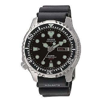 Obywatel mens watch ProMaster nurek zegarek NY0040-09EE automatyczne