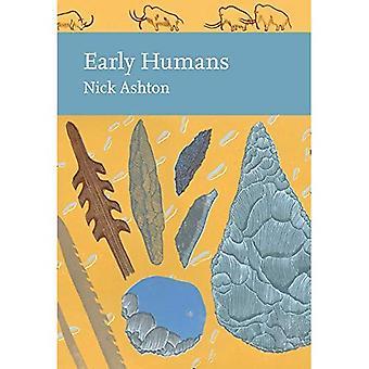 Tidlige mennesker - Collins nye Naturalist bibliotek 134
