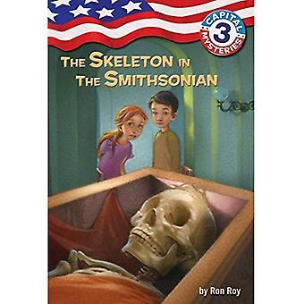 O esqueleto no Smithsonian (Capital mistérios)