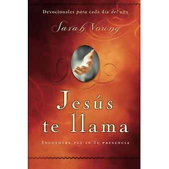 Jezus te llama / Jesus Calling: Encuentra paz nl su presencia / op zoek naar vrede in zijn aanwezigheid