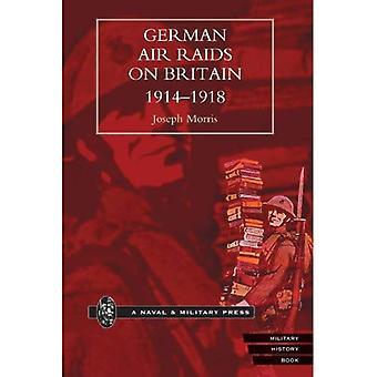Duitse luchtaanvallen op Groot-Brittannië 1914-1918